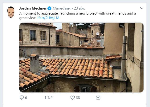 ¡Jordan Mechner está intentando revivir la franquicia! Jmechn11
