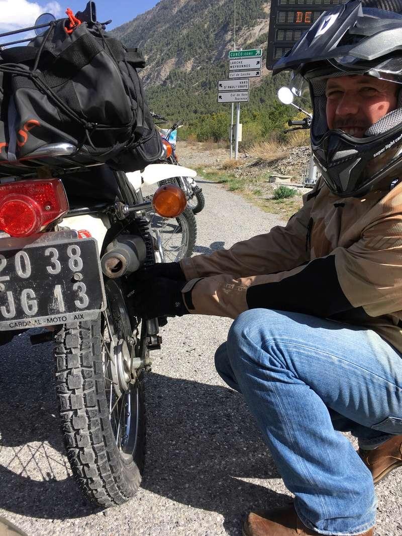 Le trail 125 BrasserieTour  00564310