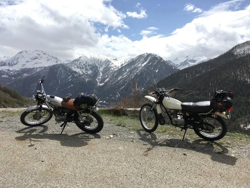 Le trail 125 BrasserieTour  17e88910