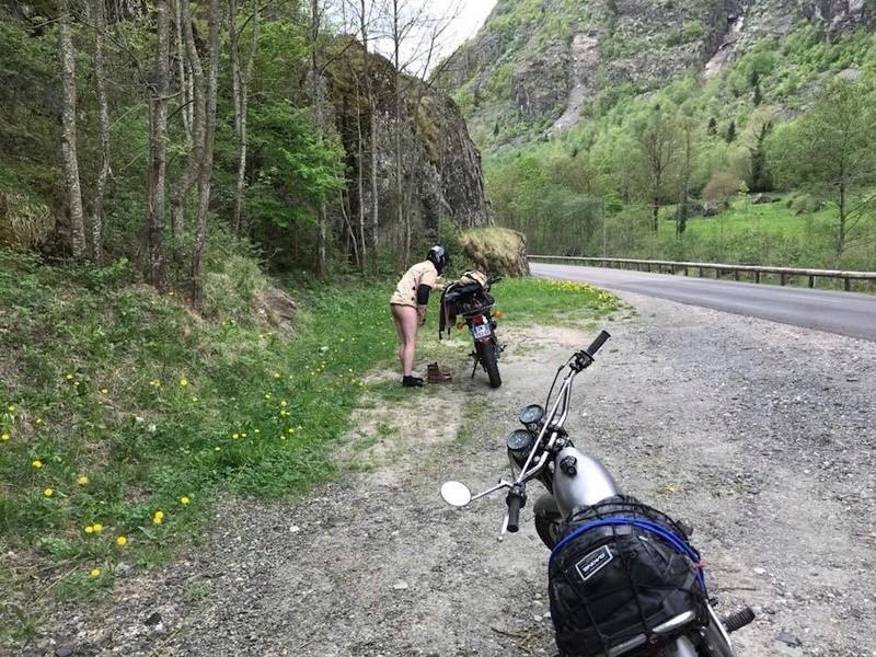 Le trail 125 BrasserieTour  349d0610