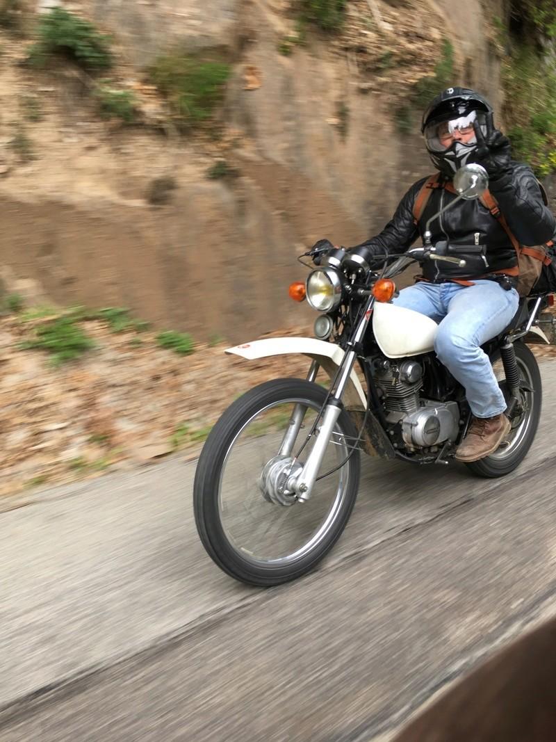 Le trail 125 BrasserieTour  57e50910