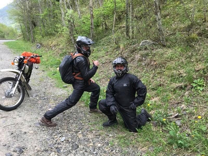 Le trail 125 BrasserieTour  65365910