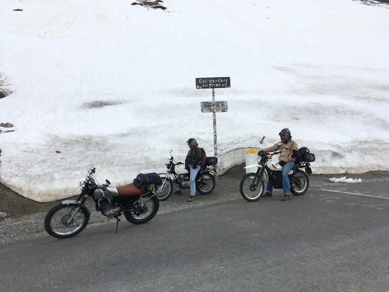 Le trail 125 BrasserieTour  Cb690510