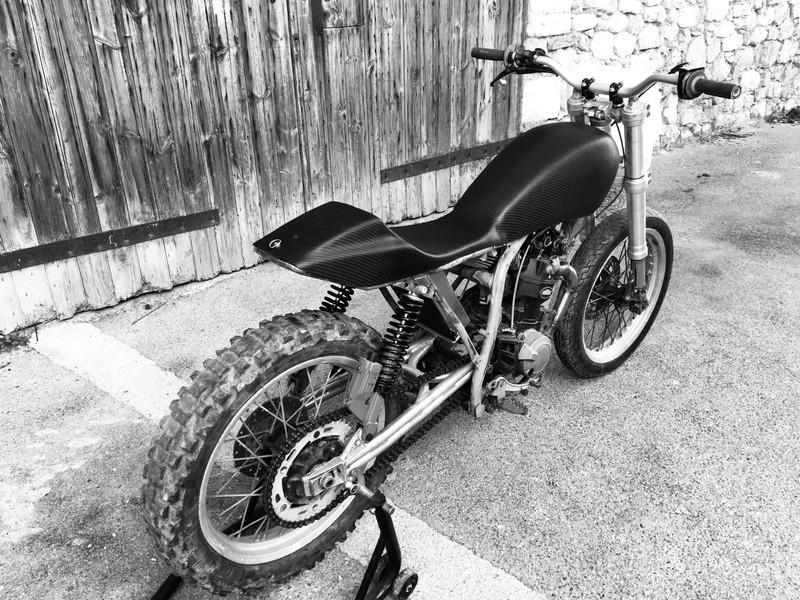 Mes pétoires KTM flat + Ducati café  Eb539410