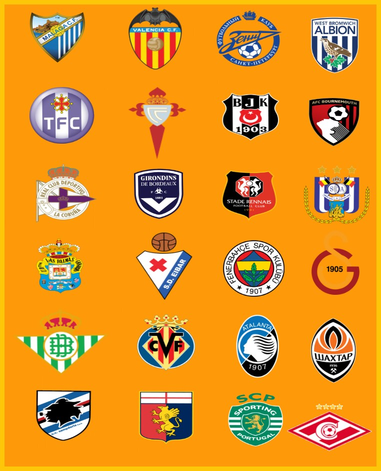 "EQUIPOS Y MANAGERS ""EUROPA LEAGUE"" Img-2085"