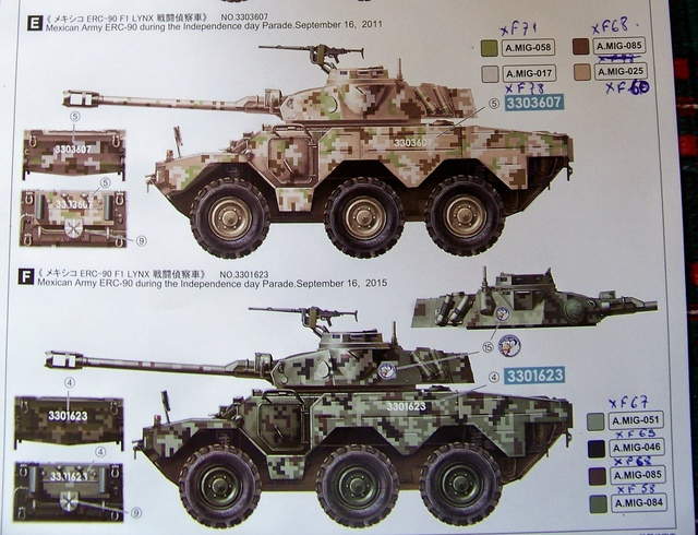 ouvre Boite ERC 90 F1 Lynx 100_2810