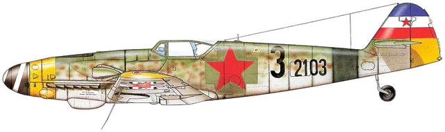 [Revell] (1-48) Messerschmitt Bf 109 G-10: rénovation 103_110