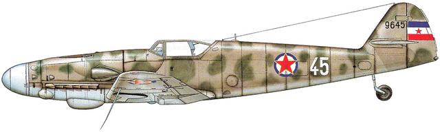 [Revell] (1-48) Messerschmitt Bf 109 G-10: rénovation 111_410