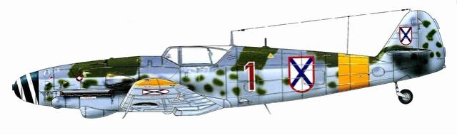 [Revell] (1-48) Messerschmitt Bf 109 G-10: rénovation 116_310