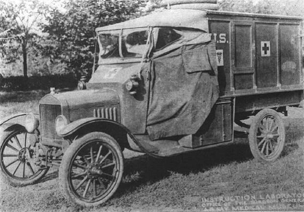 Ford T Ambulance 1917 ICM 1/35 ( FINI & Rectifié) - Page 2 11764610