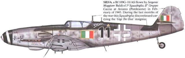[Revell] (1-48) Messerschmitt Bf 109 G-10: rénovation 123_710