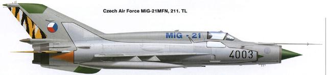 MiG-21 MFN (Eduard 1/48) 145_410