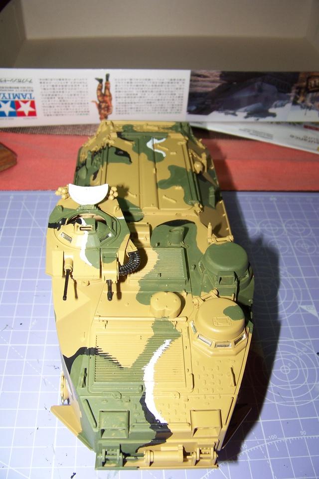 "AAVP7A1 Tamiya 1/35 ( operation "" Urgent Fury "" 25/10/83) 1678010"