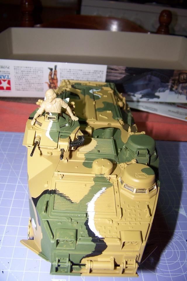 "AAVP7A1 Tamiya 1/35 ( operation "" Urgent Fury "" 25/10/83) 1681010"