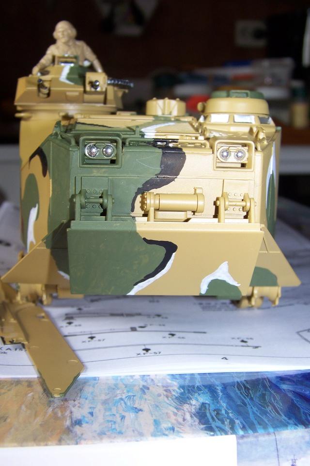 "AAVP7A1 Tamiya 1/35 ( operation "" Urgent Fury "" 25/10/83) 1695510"