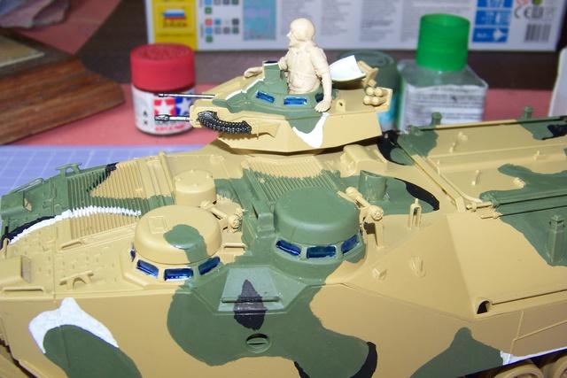 "AAVP7A1 Tamiya 1/35 ( operation "" Urgent Fury "" 25/10/83) 1706510"