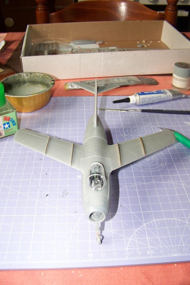 Guerre Froide 1/48 Lavochkine La-15 Fantail( Mars Models) - Page 3 1722010