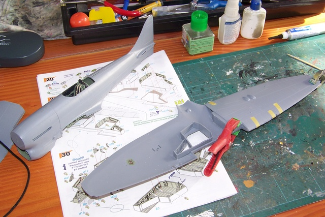 Defi AMO-61 Hawker Tempest Special Hobby 1/32 1744510