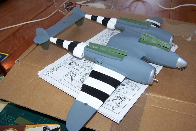 Defi AMO-61 Hawker Tempest Special Hobby 1/32 1748510