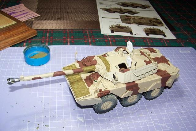 AMX 10 RC ,Direction Bagdad ! (Tiger models 1/35)Fini - Page 2 2346510