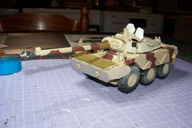 AMX 10 RC ,Direction Bagdad ! (Tiger models 1/35)Fini - Page 2 2347710