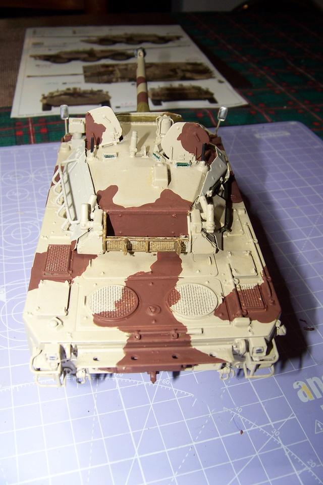 AMX 10 RC ,Direction Bagdad ! (Tiger models 1/35)Fini - Page 2 2348710