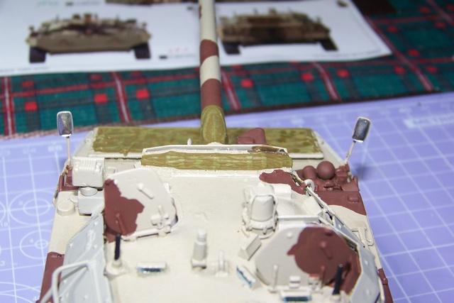 AMX 10 RC ,Direction Bagdad ! (Tiger models 1/35)Fini - Page 2 2349710