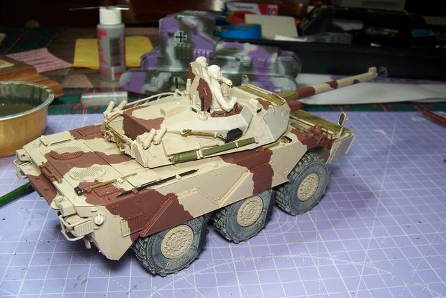 AMX 10 RC ,Direction Bagdad ! (Tiger models 1/35)Fini - Page 2 2366310