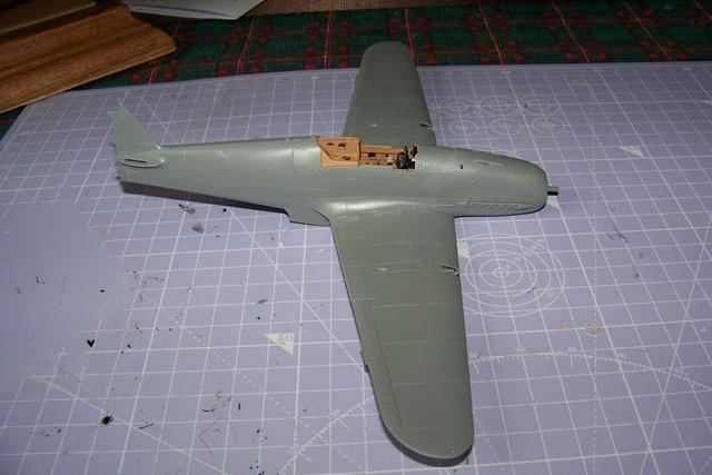 "Kawasaki Ki 61 Tei "" Hien"" ou Tony 1/48 (Fini ) 2447010"