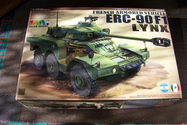ouvre Boite ERC 90 F1 Lynx 2490011