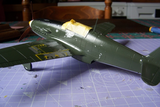 "Kawasaki Ki 61 Tei "" Hien"" ou Tony 1/48 (Fini ) - Page 2 2551010"