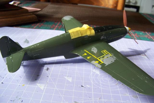 "Kawasaki Ki 61 Tei "" Hien"" ou Tony 1/48 (Fini ) - Page 2 2552010"