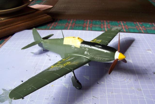 "Kawasaki Ki 61 Tei "" Hien"" ou Tony 1/48 (Fini ) - Page 2 2553010"