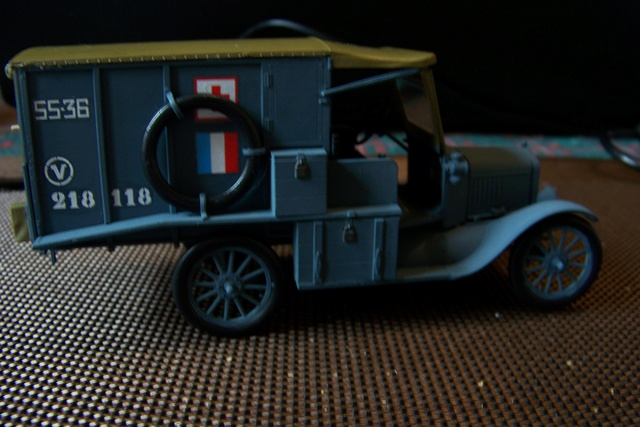 Ford T Ambulance 1917 ICM 1/35 ( FINI & Rectifié) - Page 2 2593510