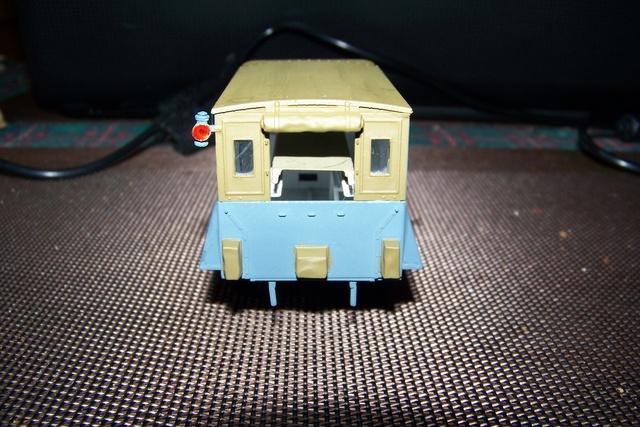 Ford T Ambulance 1917 ICM 1/35 ( FINI & Rectifié) - Page 2 2594510