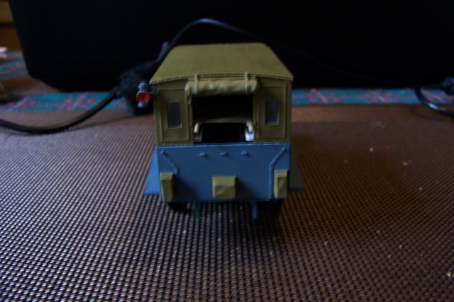 Ford T Ambulance 1917 ICM 1/35 ( FINI & Rectifié) - Page 2 2595510