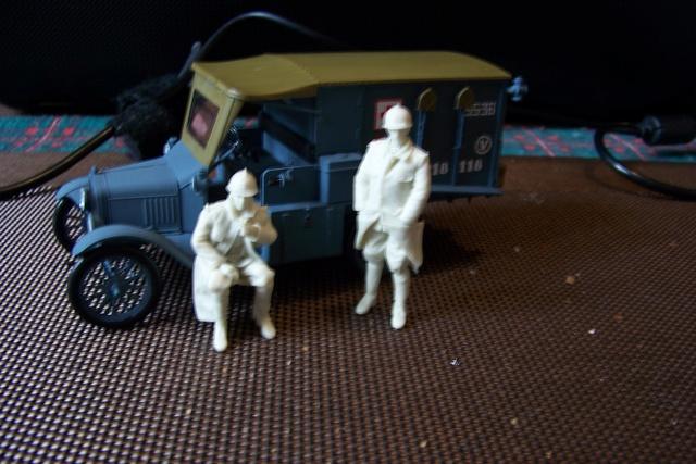 Ford T Ambulance 1917 ICM 1/35 ( FINI & Rectifié) - Page 2 2596510