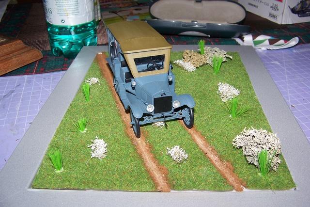 Ford T Ambulance 1917 ICM 1/35 ( FINI & Rectifié) - Page 2 2683210