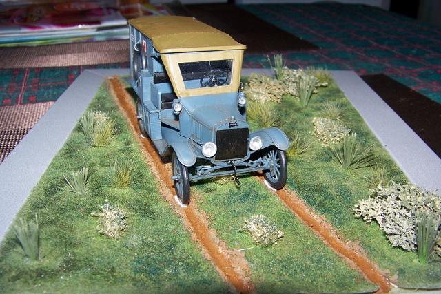 Ford T Ambulance 1917 ICM 1/35 ( FINI & Rectifié) - Page 2 2837210