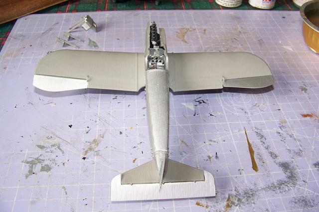 Junkers D1 ( J9 II ) Fuselage long 1/48 Roden( Fini) 2853210