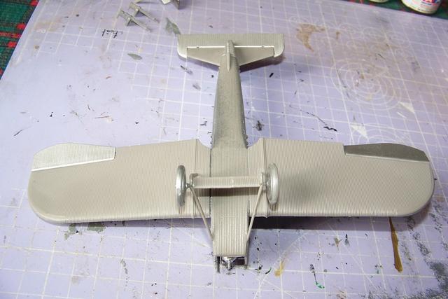 Junkers D1 ( J9 II ) Fuselage long 1/48 Roden( Fini) 2854210