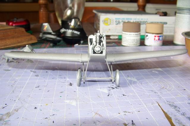 Junkers D1 ( J9 II ) Fuselage long 1/48 Roden( Fini) 2855210