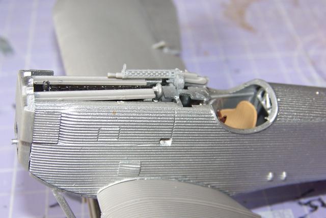 Junkers D1 ( J9 II ) Fuselage long 1/48 Roden( Fini) 2859210