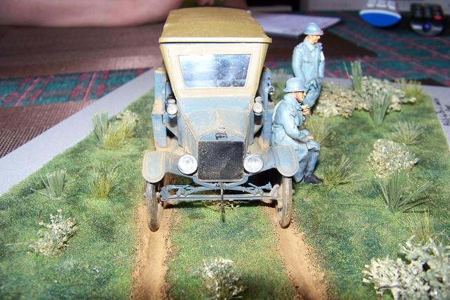 Ford T Ambulance 1917 ICM 1/35 ( FINI & Rectifié) - Page 3 2885510