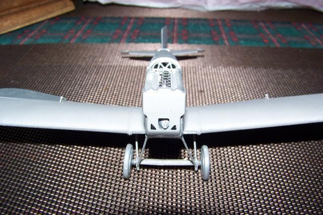 Junkers D1 ( J9 II ) Fuselage long 1/48 Roden( Fini) 2890210