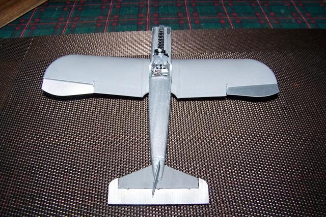 Junkers D1 ( J9 II ) Fuselage long 1/48 Roden( Fini) 2892210