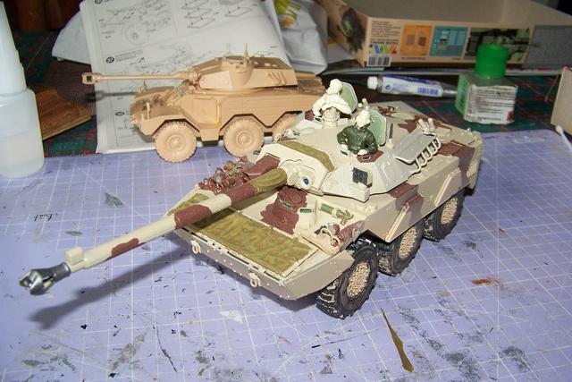 AMX 10 RC ,Direction Bagdad ! (Tiger models 1/35)Fini - Page 2 2926110