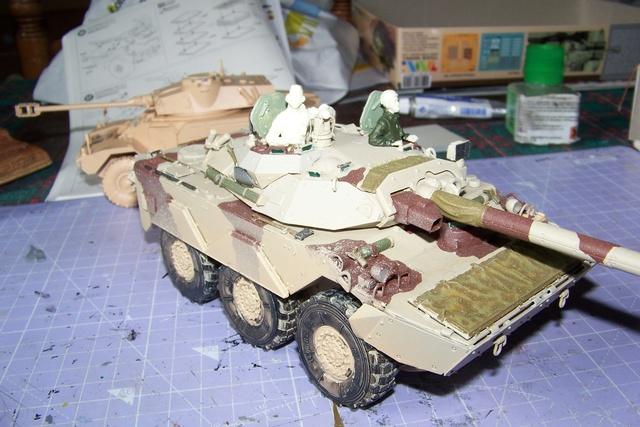 AMX 10 RC ,Direction Bagdad ! (Tiger models 1/35)Fini - Page 2 2928110