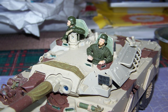AMX 10 RC ,Direction Bagdad ! (Tiger models 1/35)Fini - Page 3 2942710