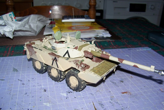 AMX 10 RC ,Direction Bagdad ! (Tiger models 1/35)Fini - Page 3 2943710